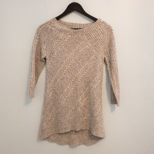 Cozy Cable-knit Sweater